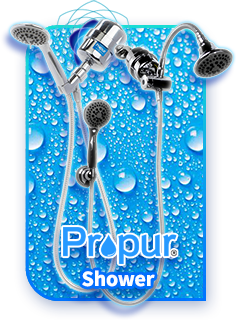 ProOne® Hand Grip Shower Filters