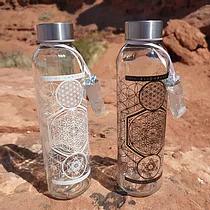 Lucid Earth ALIGNMENT 18 oz. Glass Bottle