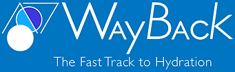 wayback water logo