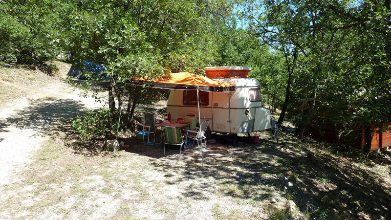 photos emplacement de camping