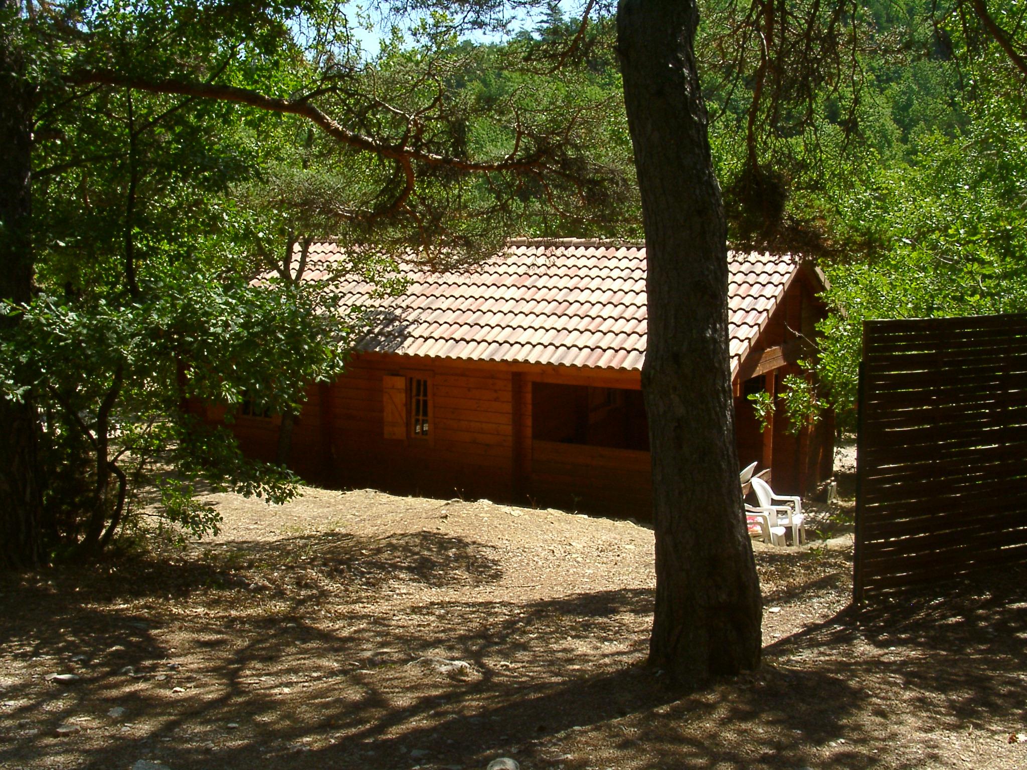 Chalet, bungalow bragalou