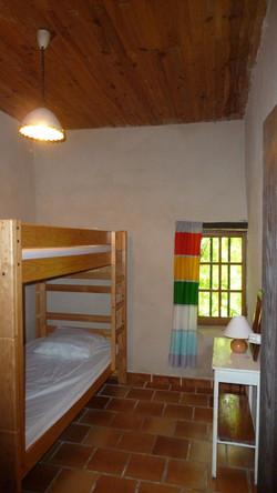 Chambre n° 2 du Mas