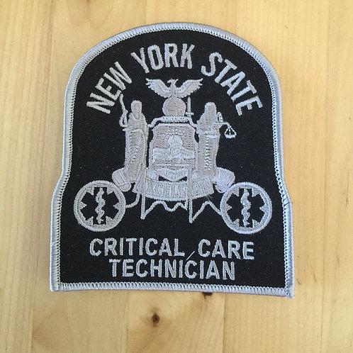 NYS EMT-CC SUBDUED BLK
