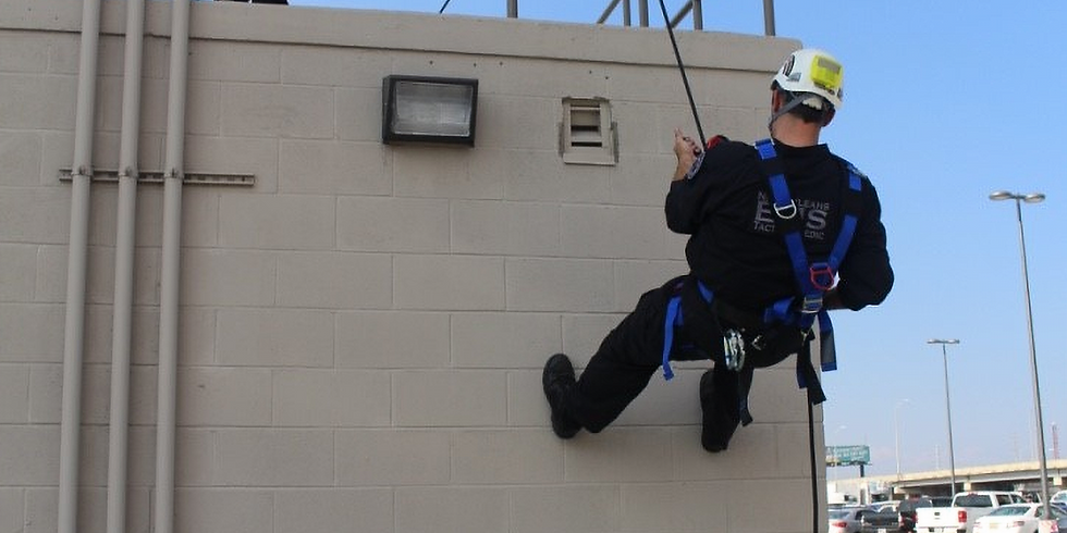 Introduction to Rope Rescue Course - Saturday, November 7, 2020