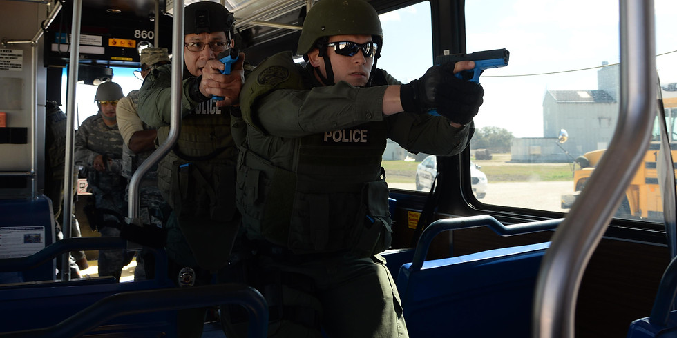 Tubular Assault (Buses & Trains)  by Spec War Solutions  - Sunday