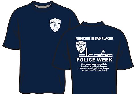 MIBP Police Week T-Shirt