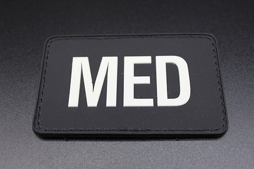 MED Patch (Glows in the dark)