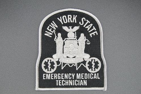 NYS EMT Patch