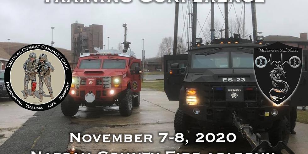 Long Island Tactical EMS Conference Vendor Registration