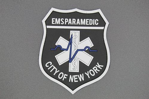 PVC NEW YORK CITY MEDIC  ( VECRO BACK )