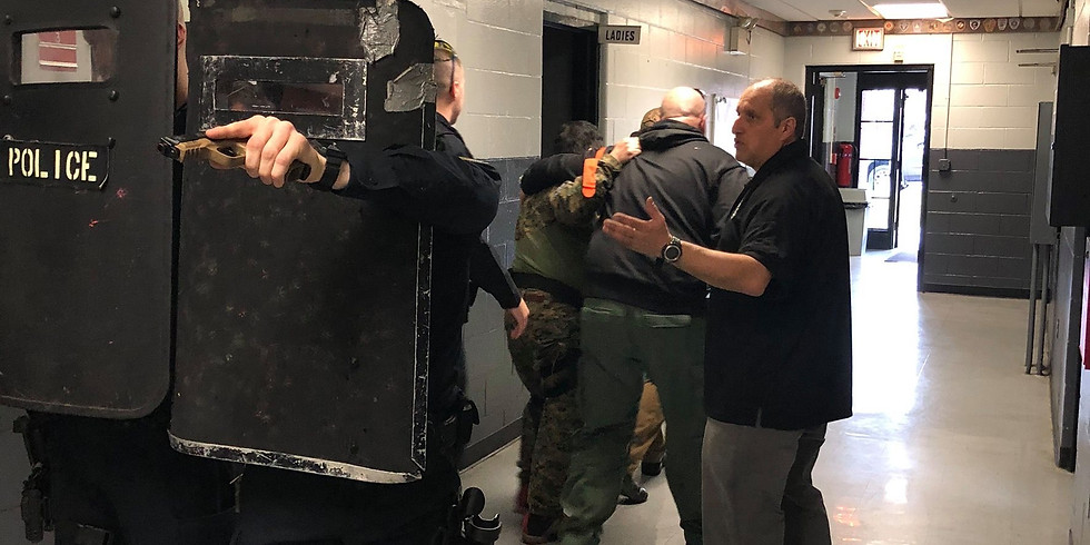 Patrol Response to Active Shooter with Shield and TEMS Integration- Pete Segreti- Saturday, November 7, 2020