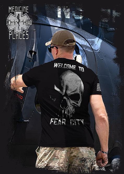 2020 FEAR CITY / Black