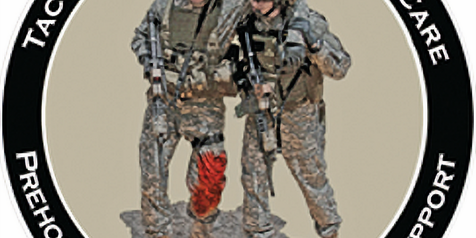 Tactical Combat Casaulty Care-All Combatants (TCCC-AC) 8-Hour NAEMT Certified Course