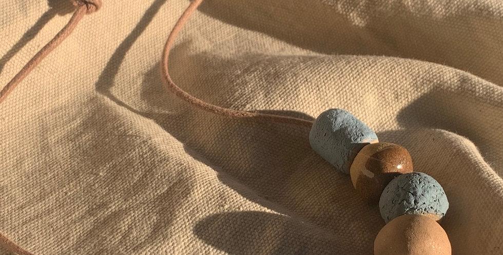 Colar da Terra / Cerâmica rústica