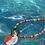 Thumbnail: Colar cerâmica e cordão colorido.