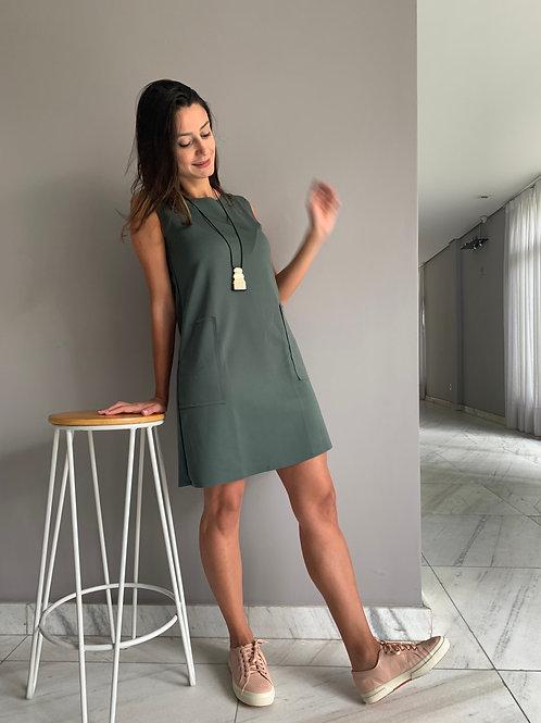 Vestido Atemporal Verde
