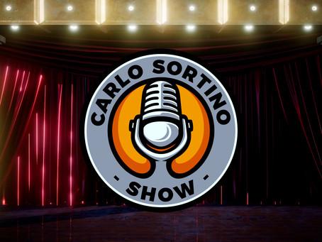 Tutto pronto per il via alle riprese del nuovo Carlo Sortino Show, dal Cinema Forum di Bellinzona