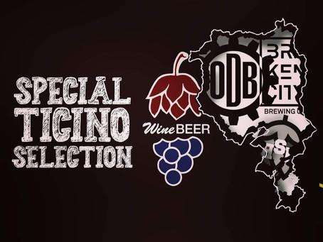 Winebeer selezione Ticino, novità in arrivo