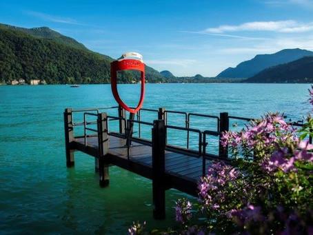 A Morcote la nuova postazione fotografica del Grand Tour of Switzerland
