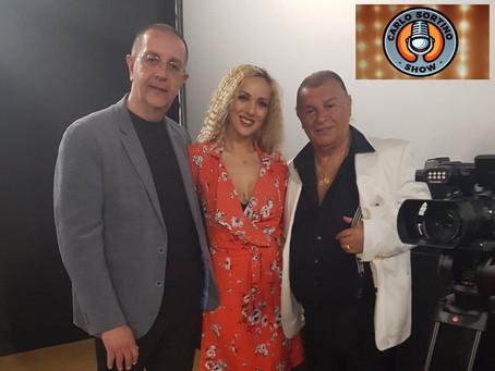 Sergente Garcia ospite della prossima puntata del Carlo Sortino Show
