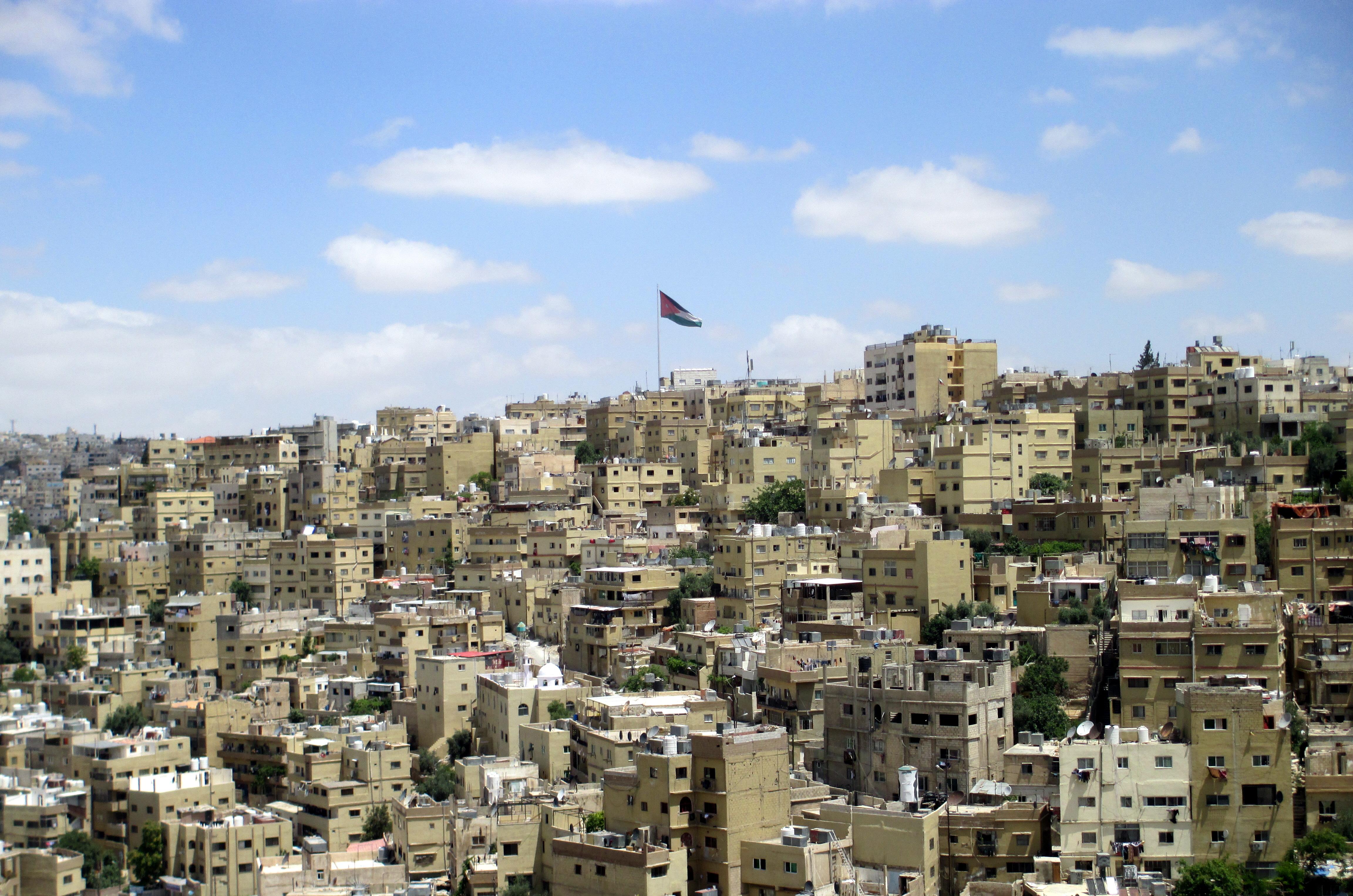 Citadel-Amman view