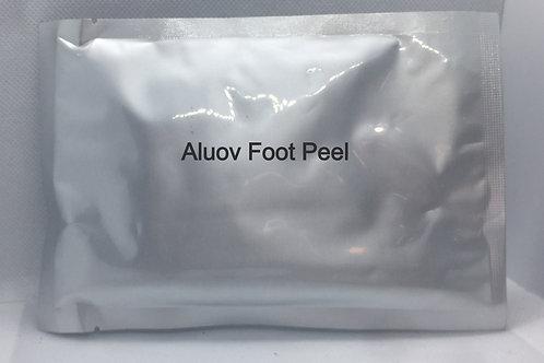 Aluov Foot Peel