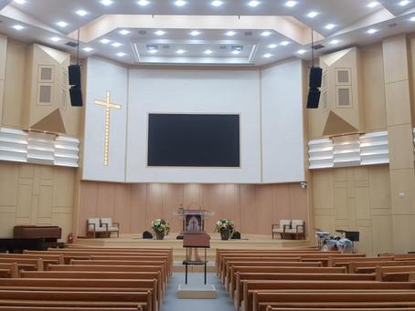 보문중앙교회 HD영상