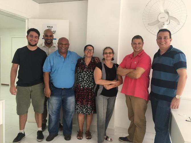 Aconteceu no dia 22/09, o encontro entre o grupo gestor da Contabilidade Corporativa da Faculdade JK