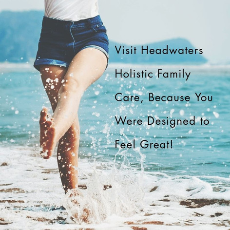 You were designed to feel great!