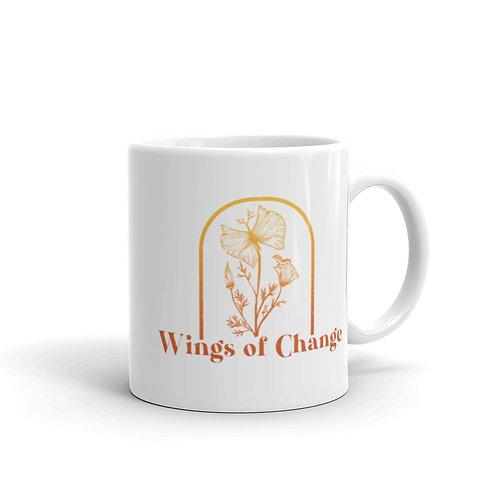 Wings of Change Mug