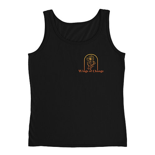 Wings of Change Ladies' Tank