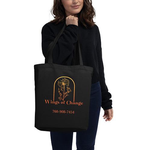 Wings of Change Eco Tote Bag