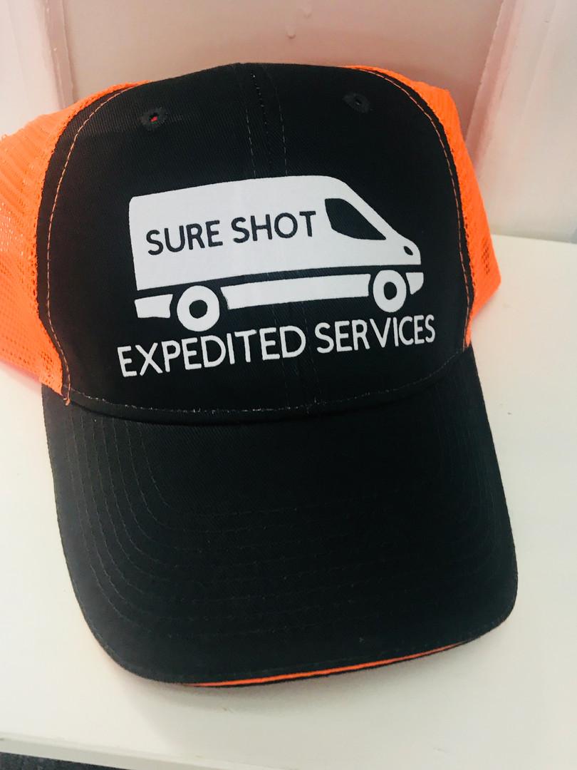Custom Logo Trucker's Hat