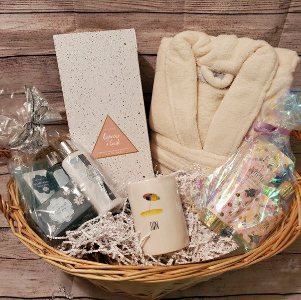 Spa Set with Robe