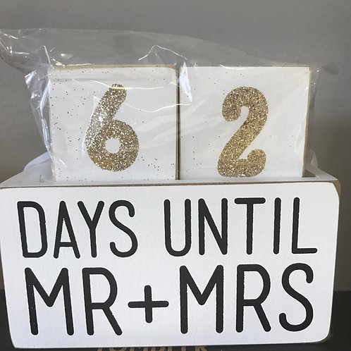 Wedding Day Countdown