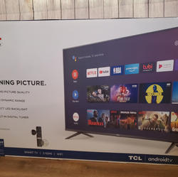 "#5 | 50"" TCL Smart TV"