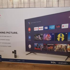 "50"" TCL Smart TV"