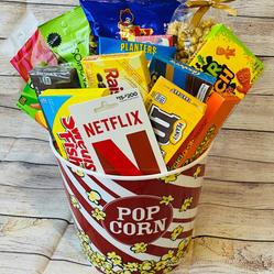 #9  Netflix and Chill Basket