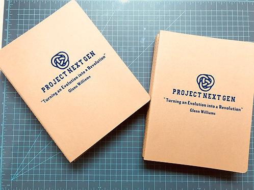 Large Custom Notebooks (no min)