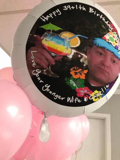 Oversized Photo Balloon