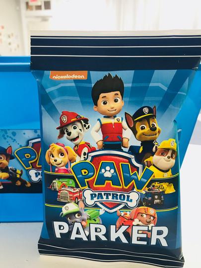 Custom Potato Chip Bags