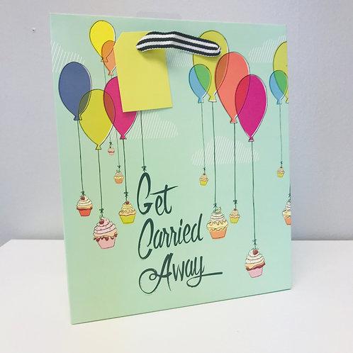 Medium Get Carried Away Gift Bag