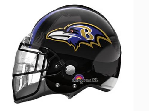 NFL Team Helmet Mylar Balloon