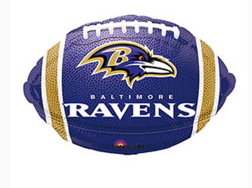 NFL Team Football Mylar Balloon