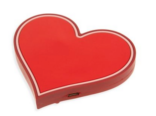 Moxi Cell Phone Charger - Heart