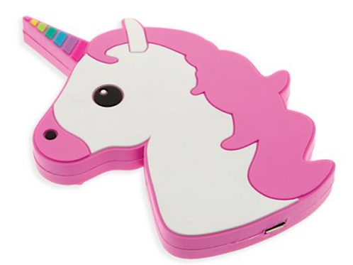 Moxi Cell Phone Charger - Unicorn