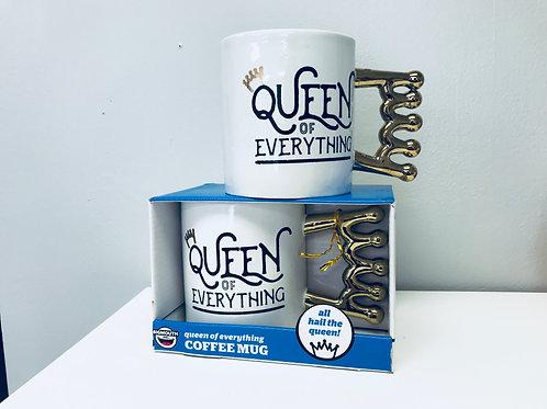 Queen of EverythingCoffee Mug