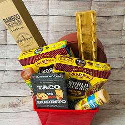 #13 | Taco 'Bout a Good Time Taco Basket and Game