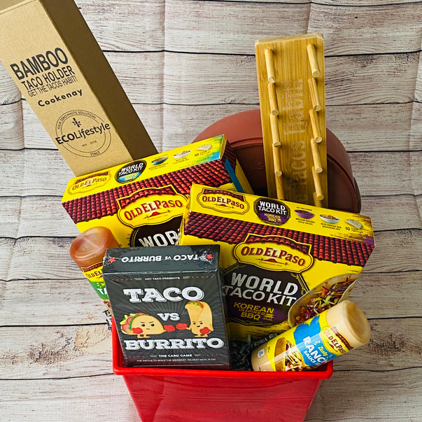 Taco 'bout a Good Time Basket