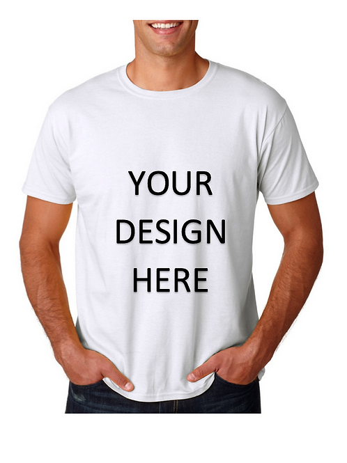 Custom T-Shirt (Your Design)